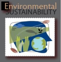 Environmental Sustainability stamp