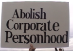 Abolish Corporate Personhood